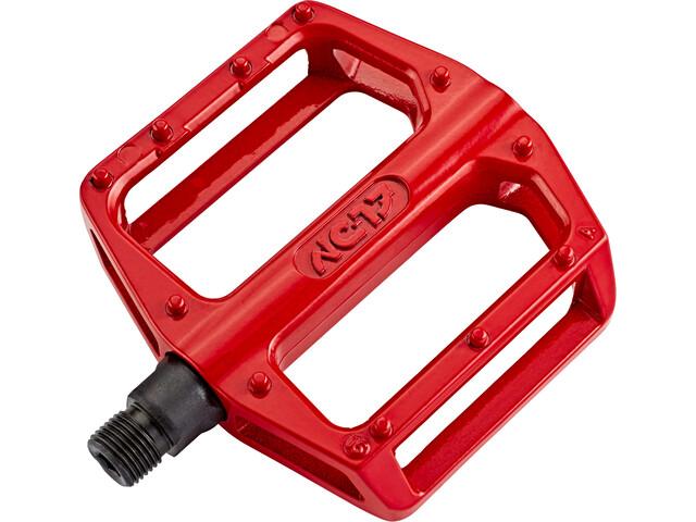 NC-17 STD Zero Pro Pedal red